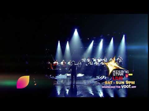 Rising star: Sat-Sun 9PM
