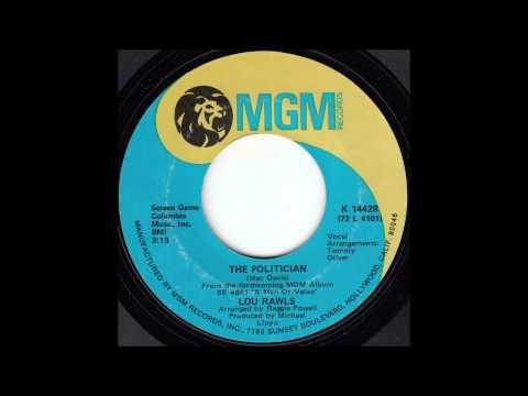 Lou Rawls - The Politician