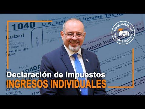 Income Tax - Curso de Taxes - Curso de Impuestos