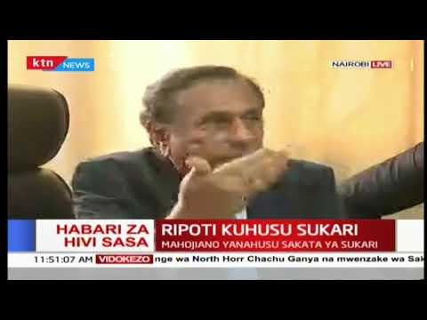 Mmliki wa kiwanda cha Butali ahojiwa kuhusu sakata ya sukari