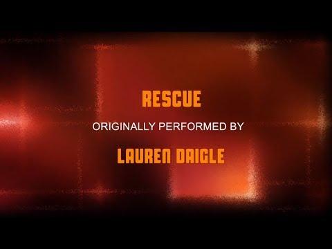 Lauren Daigle - Rescue 💖 Instrumental 💖