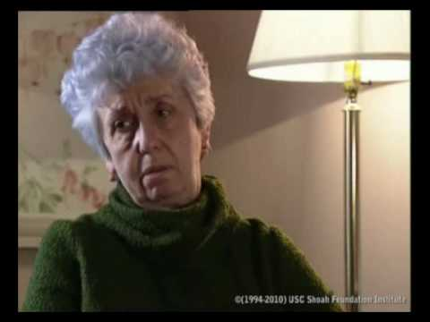 Спасенная Екатерина Данова (Фельдман) рассказывает о своей судьбе