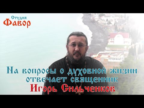 Зачем читать много молитв перед причастием. Священник Игорь Сильченков