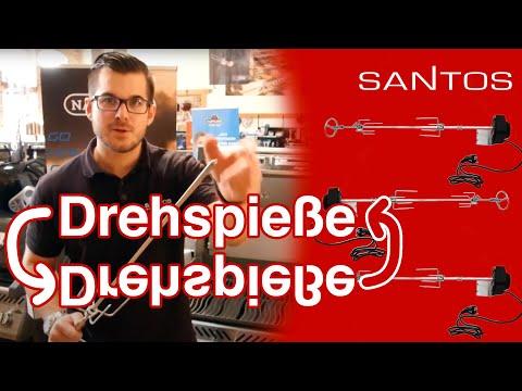 Drehspieß / Grillspieß mit Motor passend für Weber, Napoleon usw erklärt vom größten Grillfachhandel