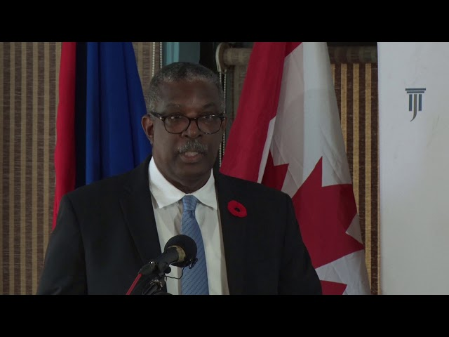 Part I of the Gender Sensitive Adjudication - Hon Kenneth Benjamin, Chief Justice of Belize