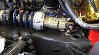 Penske Racing Shocks SEMA
