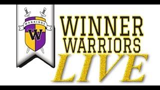 Valentine Badgers vs WInner Warriors (Junior Varsity Football)