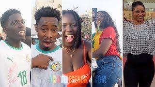 CAN 2019 le Sénégal en Finale: Ambiance de folie dans les rues de Dakar