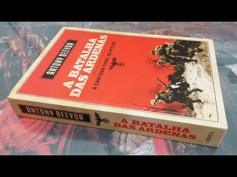 Folheando A Batalha das Ardenas - Antony Beevor