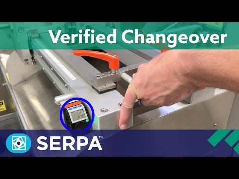 Verified Changeover by Serpa Packaging Solutions