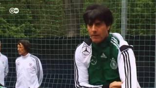 Йоахим Лёв верит в победу немецкой сборной на ЧМ в Бразилии