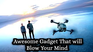 DJI FPV DRONE |LATEST GADGETS |SCIENCE AND TECHNOLOGY @YOUTUBE