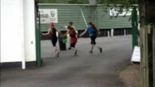 preview picture of video 'Tanner's Marathon 2010 - The Finish'