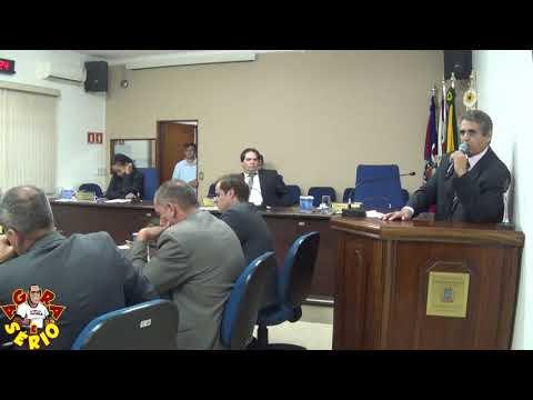 Tribuna Vereador Irineu Machado dia 18 de Setembro de 2018