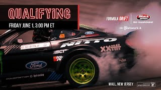 Formula Drift Wall - Qualifying LIVE!