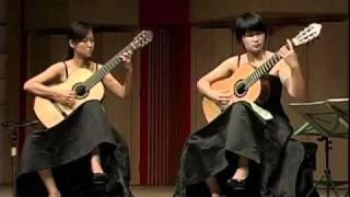 Tango suite performed by Wang YaMeng & Su Meng  吉他:探戈組曲