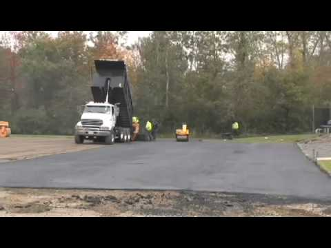 How Asphalt Paving Should Be Done By J.A. Cooper Mp3