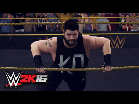 WWE 2K16 Roster Updated, Including Kevin Owens And Hideo Itami