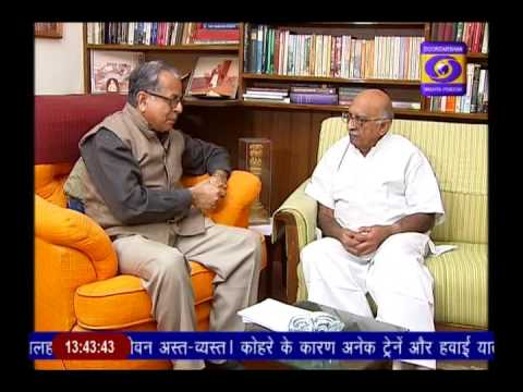 Aamne Saamne Mahesh Neelkanth Buch,IAS with Vinod Nagar