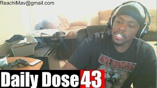 #DailyDose Ep.43 - Afraid Of Dying???  #G1GB