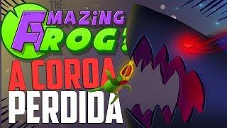 A LENDA DA COROA PERDIDA! - Amazing Frog