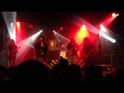 TANJA - Tanja & Citron-Svět patří nám - Live 25.4.2013 Semilasso Brno