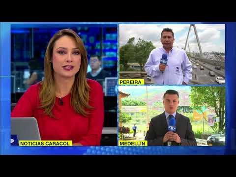 Temblor de magnitud 5,4 sacudio varias regiones de Colombia