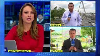 Temblor de magnitud 5,4 sacudió varias regiones de Colombia