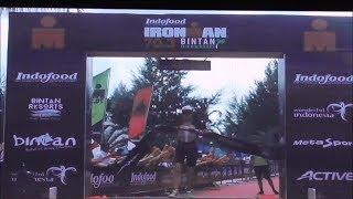 1.300 Atlet Ramaikan Ironman 70.3 di Pulau Bintan