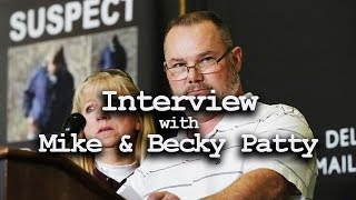 Gambar cover Interview with Mike and Becky Patty - Libby and Abby Case in Delphi Indiana