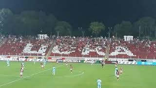 ЦСКА 3:0 Дунав.05.08.2018г. Атмосфера от мача 4.