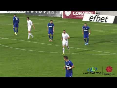 Highlights trận đấu giữa Cukaricki và Radnik Surdulica