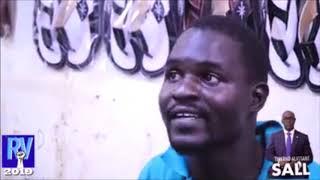 Tabaski, Thierno Alassane Sall chez les cordonniers sénégalais : Bay Sa Wewou Tank! Vivement la consommation locale!