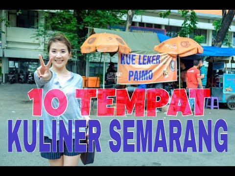 Video Where to Eat in SEMARANG Myfunfoodiary RoadTrip Java - Bali: Kuliner Semarang