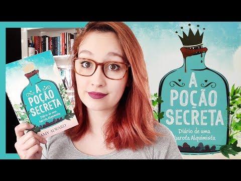 A Poção Secreta (Amy Alward) | Resenhando Sonhos