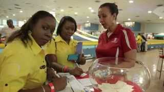 Expo Jamaica 2014: Courts