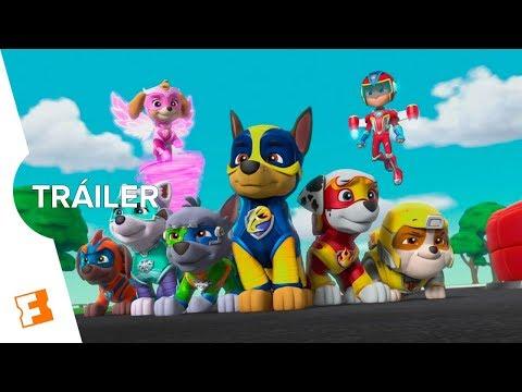Paw Patrol: Mighty Pups - Tráiler Oficial (Español Latino)