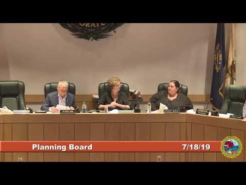 Planning Board 7.18.2019