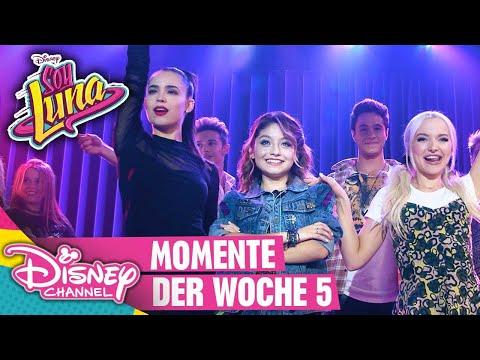 SOY LUNA - Die Momente der Woche 5 (Folgen 181-185) | Disney Channel App 📱