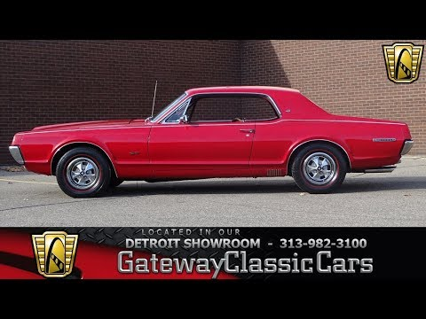Video of '67 Cougar - MBGY
