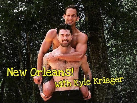 New Orleans with KYLE KRIEGER!