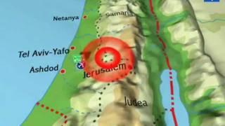 Waarom kan Israel zich niet terugtrekken naar de wapenstilstand grens van 1967? Why Israel can't