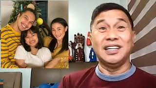 Jose Manalo may importanteng mensahe kina Benj at Lovely | Di raw niya kaya si Dolphy