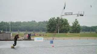 #4 Cablepark Wakeboard Begginer – How to take turns