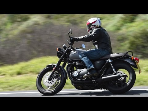 Triumph Bonneville T120 review | Visordown road test