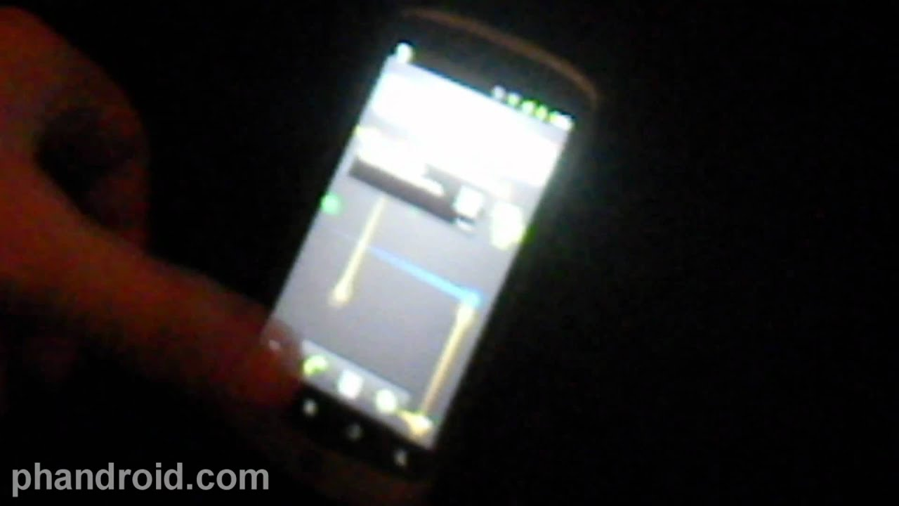 Watch A Leaked Video Of Android 3.0 Gingerbread In Action