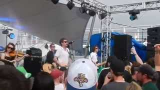 """Tell Me Ma"" - The Tossers (Salty Dog Cruise) (Snippet 1)"