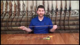 Black Eagle Arrows - Vintage Arrows & Instinct Arrows with 3Rivers Archery