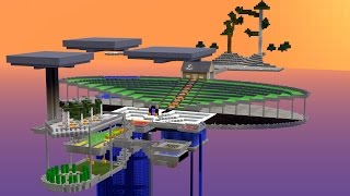 Minecraft Timelapse: SkyBlock Redux (4K 60fps)