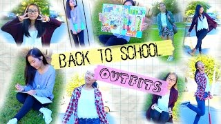 Back To School/Fall Outfit Ideas | September OOTW